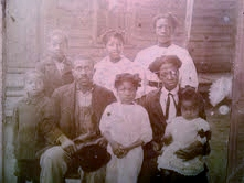 Kitty Simmons Williams and Family