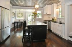 Remodeled Kitchen in a Victorian Home
