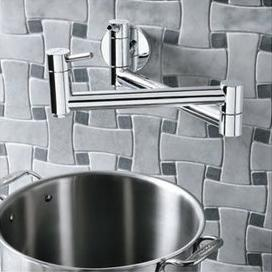 A Guide To Kitchen Pot Filler Faucets Is Introduced By
