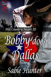 "The third book in Miss Hunter's series, ""Hill Country Heart"" will be released on August 29."