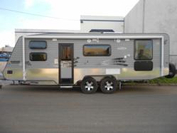 tanami caravan, creative caravans, 4WD caravan, offroad caravan, off road caravan