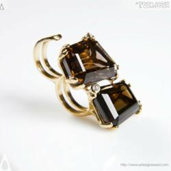 Asymmetrics + Diamonds by Marcia Budet