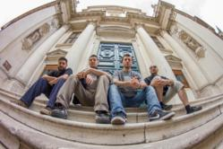 Serbian jazz fusion quartet EYOT
