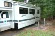 Full hookups at Corinth campground, Bankhead National Forest (AL)