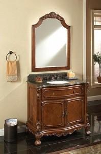 A guide to bathroom vanities with exotic wood veneers for - Reasonably priced bathroom vanities ...