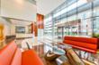Metro Park VI, Alexandria, Virginia LEED Platinum Lobby