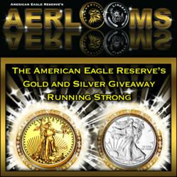 Coin Company's Gold and Silver Giveaway Running Strong