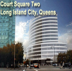 CUNY Law School Opens In It's New Location At Two Court Square