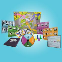 Flip2BFit Kids Fitness Board Game
