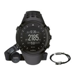 suunto ambit, heart rate