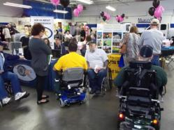 wheelchair and scooter mobility solutions expo in pittsburgh