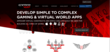 Massive Multiplayer Gaming & Virtual World Platform