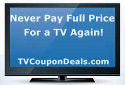 TV Coupon Codes and Deals