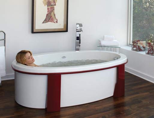 A Guide To Whirlpool Tubs Is Introduced By Home Improvement