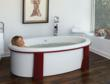 Riva Freestanding Soaking Tub From Jacuzzi