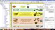 DocOrigin 2.0 Designer showing multiple data driven ads for  cross promo up selling.