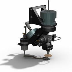 Permalign® EDGE water jet taper control bevel cutting head