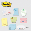 post it notes, sticky notes