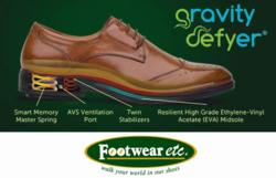 Gravity Defyer Shoes for men and women.