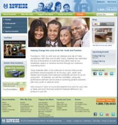 Rawhide Site Relaunch