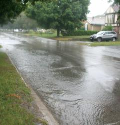 Heavy Rain Can Cause Basement Flooding