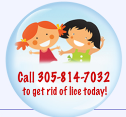 Magic Lice Removal in Miami