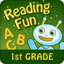 Reading Fun 1st Grade icon