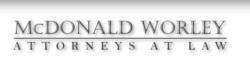 mcdonaldworley.com support