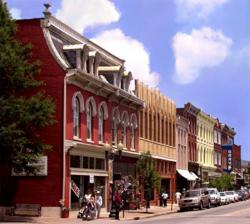 Historic Downtown Franklin, TN