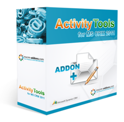 ActivityTools for Microsoft Dynamics CRM 2011