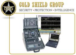 The Gold Shield Group invests in OSCOR Blue - Best in Eaves-Dropping Detection. Call 1-212-763-8567.