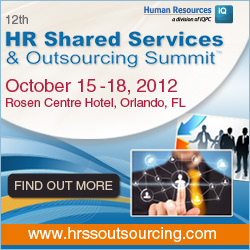 HR Shared Services & Outsourcing Summit