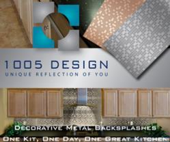 1005 Design Kitchen Backsplashes