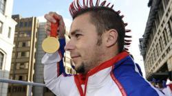 Skelhon Gunning for Paralympic Glory