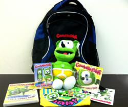 Gummibar Backpack Contest