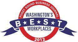 Washington's Best Workplaces award