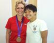 Maximized Living Patient Clarissa Chun Wrestles to Olympic Bronze