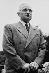 Harry Truman - 5th Best Dressed President of All Time