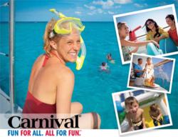 Welcome Aboard Carnival Spirit