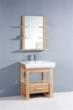 Modern Vanity And Storage Mirror From Legion Furniture