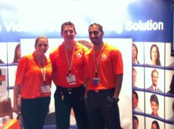 Visit Booth 877 To Learn About Spark Hire