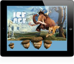 Ice Age Movie Storybook App Collection