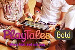 PlayTales Gold universal application for iPhone and iPad