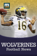 Michigan Wolverines Football News app