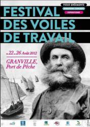 Festival « Voiles de Travail » à Granville
