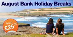 Superbreak Report Online Revenue Growth for August Bank Holiday Weekend