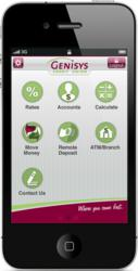 Genisys Credit Union Mobile Banking App