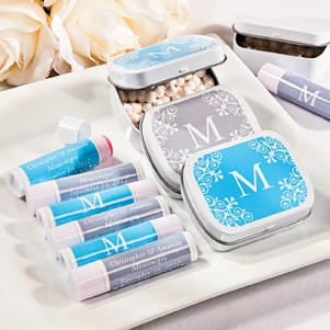 Wedding Favors Personalized Freecreate A Coordinated Look With Budget Friendly And Unique