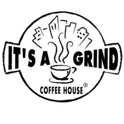 Its A Grind Logo