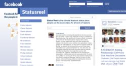 Facebook statuses, Facebook Live Update, Facebook Updates, StatusReel Live Facebook Update, Facebook status, statuses for facebook, funny status, funny Face book status